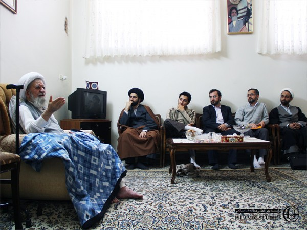 visiting-ayatollah-saberi-hamedani