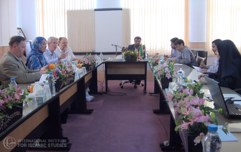 Meeting on Supreme Leader's Fatwa on Nuclear Weapons